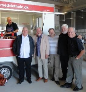 Sølunds Hot Dogs Med det Hele
