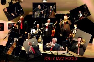 20181116 Jolly Jazz Fools by Wolfgang Gaedigk